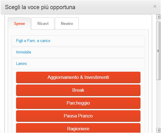 Gestione Spese